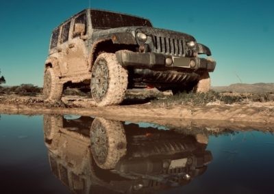 The Rock 4×4