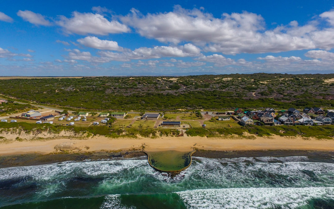 Witsand Camping and Caravan Park – Middle Camp